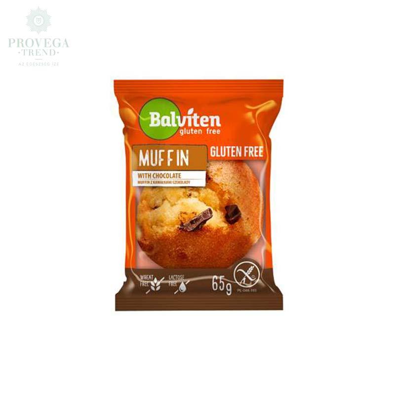 Balviten-gluténmentes-muffin-csokidarabokkal-65g