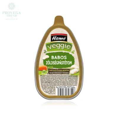 Hamé-babos-vegetáriánus-pástétom105g
