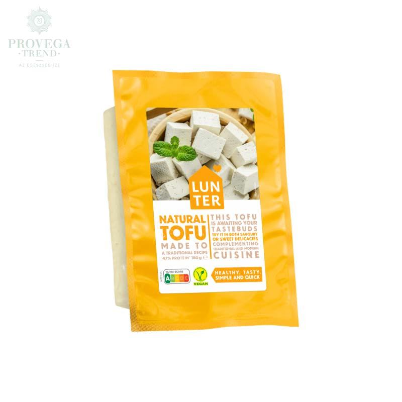 Lunter-natúr-tofu-új-180g