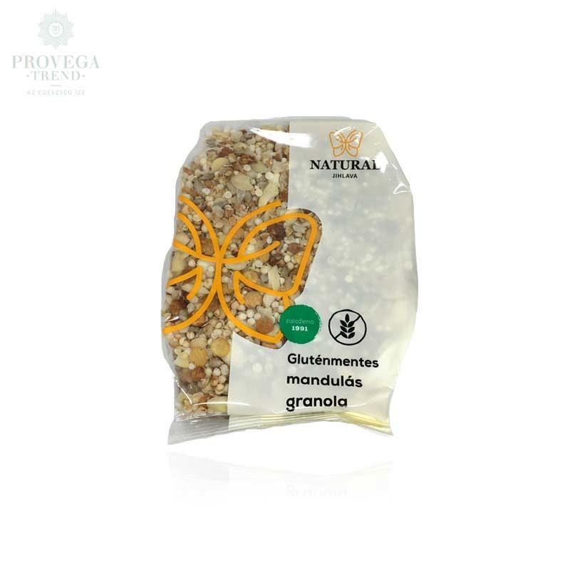 Natural-gluténmentes-mandulás-granola-200g