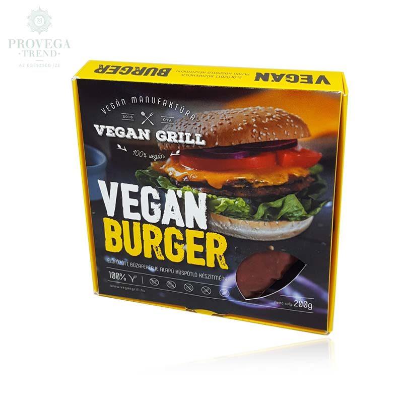Vegán-Manufaktúra-vegán-burger-200g