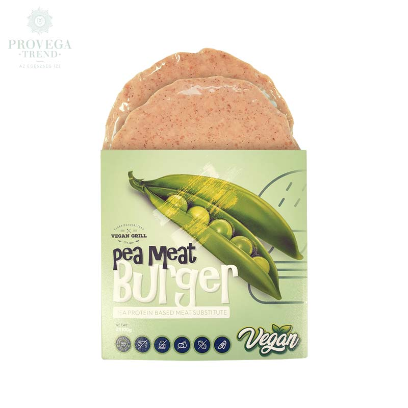 Vegan-Grill-pea-meat-burger-